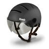 Kask Lifestyle helm incl. vizier mat antraciet
